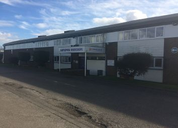 Thumbnail Office to let in Unit 5 Hartlepool Workshops, Usworth Road