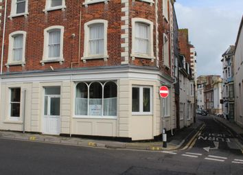 Thumbnail 2 bedroom flat to rent in East Street, Weymouth, Dorset