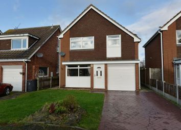 Thumbnail 4 bed detached house to rent in High Meadows, Newport