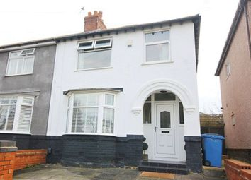 Thumbnail 3 bed semi-detached house for sale in Hattons Lane, Childwall, Liverpool