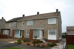 Thumbnail 2 bed semi-detached house to rent in Woodhead Road, Coylton, Ayr