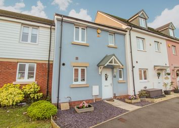 Thumbnail 3 bed terraced house for sale in Bessemer Drive, Newport