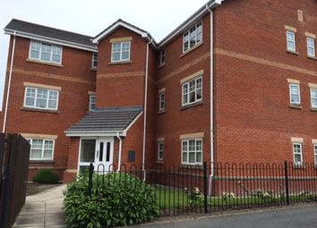 Thumbnail 2 bed flat for sale in West Park Close, Skelmersdale, Lancashire
