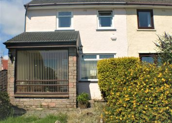 Thumbnail 2 bed end terrace house for sale in Noble Avenue, Invergowrie, Dundee