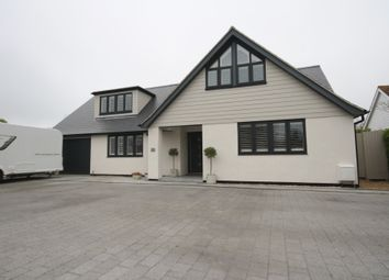 Thumbnail 4 bed detached house for sale in Knowland Dive, Milford On Sea