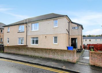 Thumbnail 2 bed flat for sale in Carmuirs Ave, Camelon, Falkirk