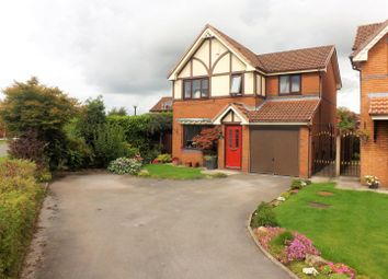 Thumbnail 4 bed detached house for sale in Ruscombe Fold, Middleton, Manchester