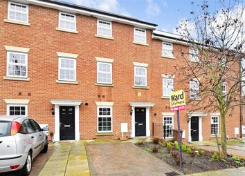 Thumbnail 4 bed town house for sale in Rileys Park Drive, Strood, Rochester, Kent