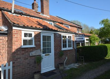Thumbnail 2 bed cottage for sale in Fakenham Road, Great Ryburgh, Fakenham