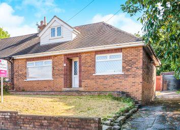 Thumbnail 4 bed semi-detached bungalow for sale in Laithe Croft Road, Batley