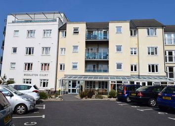 Thumbnail 2 bedroom flat for sale in Middleton Court, Porthcawl
