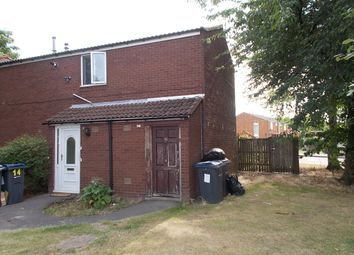 Thumbnail 1 bed maisonette for sale in Shepherd Standing, Shard End