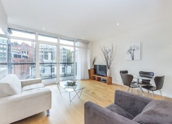 Thumbnail 1 bed flat to rent in Hepworth Court, Grosvenor Waterside, Chelsea
