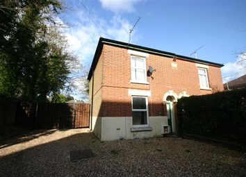 Thumbnail 3 bedroom semi-detached house to rent in Burgess Road, Southampton