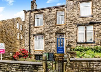 Thumbnail 4 bed end terrace house for sale in Cross Lane, Newsome, Huddersfield