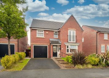 Thumbnail 4 bed detached house for sale in Triumph Avenue, Chorley