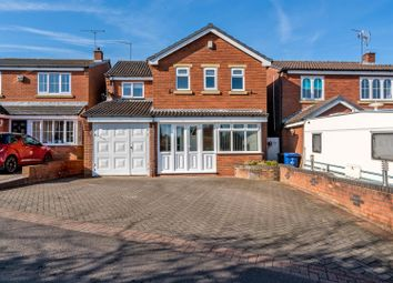 Thumbnail 4 bed detached house for sale in Diamond Grove, Heath Hayes, Cannock
