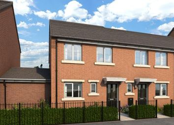 "Thumbnail 3 bed property for sale in ""The Ashby At Norton Park, Stockton"" at Kingfisher Avenue, Stockton-On-Tees"