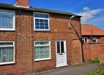 Thumbnail 2 bed semi-detached house for sale in Dear Street, Market Rasen
