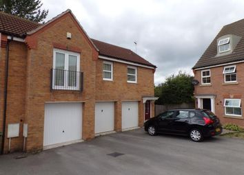 Thumbnail 2 bed detached house for sale in James Street, Leabrooks, Alfreton, Derbyshire