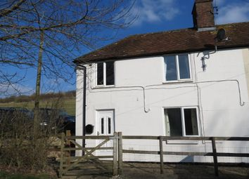 Thumbnail 2 bed end terrace house to rent in Rockely, Marlborough