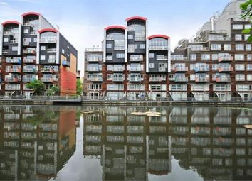 Thumbnail 1 bed flat to rent in Faraday Lodge, Millennium Village, Greenwich