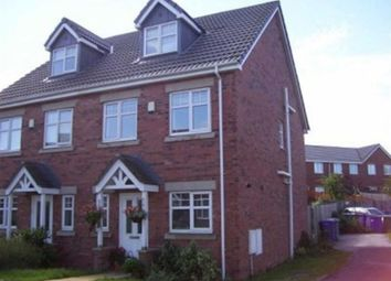 Thumbnail 4 bed semi-detached house for sale in Stonefont Close, Walton, Liverpool