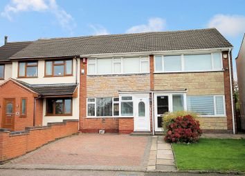 3 bed terraced house for sale in Belgrave Road, Tamworth B77