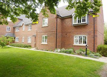 Thumbnail 2 bedroom flat to rent in Millbrook Gardens, Blythe Bridge, Stoke-On-Trent