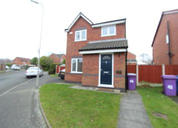 Thumbnail 3 bed detached house for sale in Hollins Close, Wavertree, Liverpool
