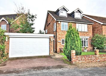 Thumbnail 4 bed detached house for sale in Church Road, Wilstead, Bedford