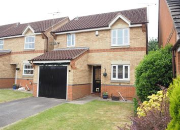 Thumbnail 3 bed detached house for sale in Robert Dukeson Avenue, Newark