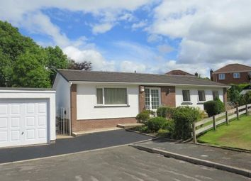 Thumbnail 3 bed detached bungalow for sale in Harrot Hill, Cockermouth, Cumbria