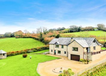 Thumbnail 5 bedroom detached house for sale in Pillaton, Saltash, Cornwall