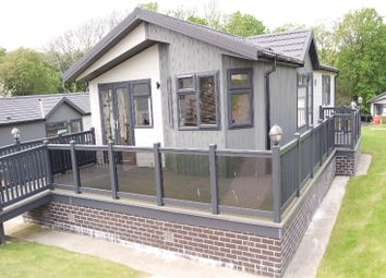 Thumbnail 3 bed lodge for sale in Lymington Road, Highcliffe