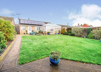 Thumbnail 3 bed detached bungalow for sale in Ketts Hill, Necton, Swaffham