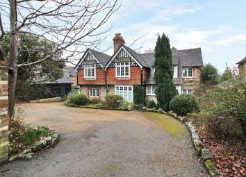 Thumbnail 5 bed detached house for sale in Lewes Road, Forest Row