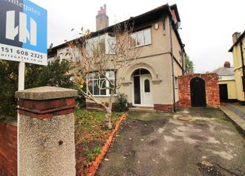 Thumbnail 4 bed semi-detached house for sale in The Wiend, Birkenhead, Merseyside