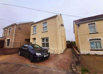 Thumbnail 3 bed detached house for sale in Belgrave Road, Gorseinon, Swansea