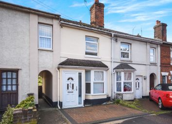 Thumbnail 2 bed terraced house to rent in Manor Street, Braintree, Essex