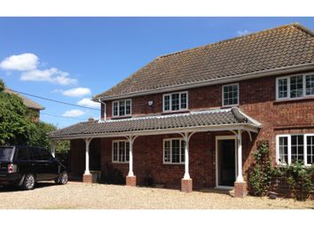 Thumbnail 6 bed detached house for sale in Aylsham Road, Buxton, Norwich