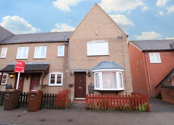 Thumbnail 3 bed end terrace house for sale in Calcutt Way, Dickens Heath, Shirley, Solihull