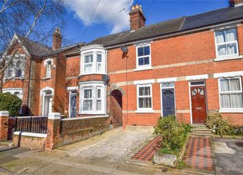 Thumbnail 3 bed terraced house for sale in Beaconsfield Avenue, Colchester, Essex