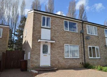 Thumbnail 3 bedroom semi-detached house for sale in Esher Court, The Arbours, Northampton