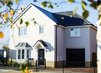 Thumbnail 4 bed detached house for sale in The Grove, Stanbridge Road, Haddenham, Aylesbury