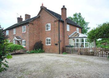 Thumbnail 4 bed cottage for sale in Edstaston, Wem, Shrewsbury