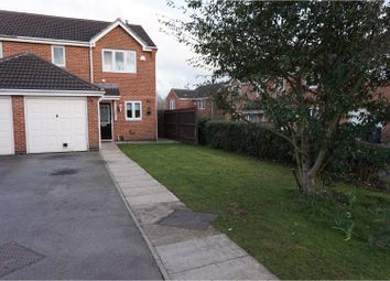 Thumbnail 3 bedroom semi-detached house for sale in Millers Way, Kirkby In Ashfield
