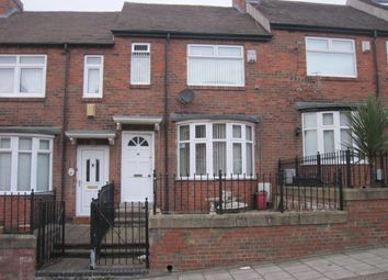 Thumbnail 2 bed terraced house to rent in Parmontley Street, Newcastle Upon Tyne