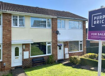 3 bed terraced house for sale in Willsdown Road, Exeter EX2