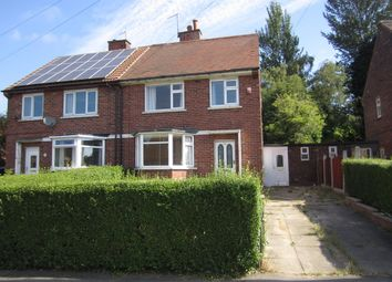 Thumbnail 3 bed semi-detached house to rent in Thorntree Road, Thorpe Hesley, Rotherham